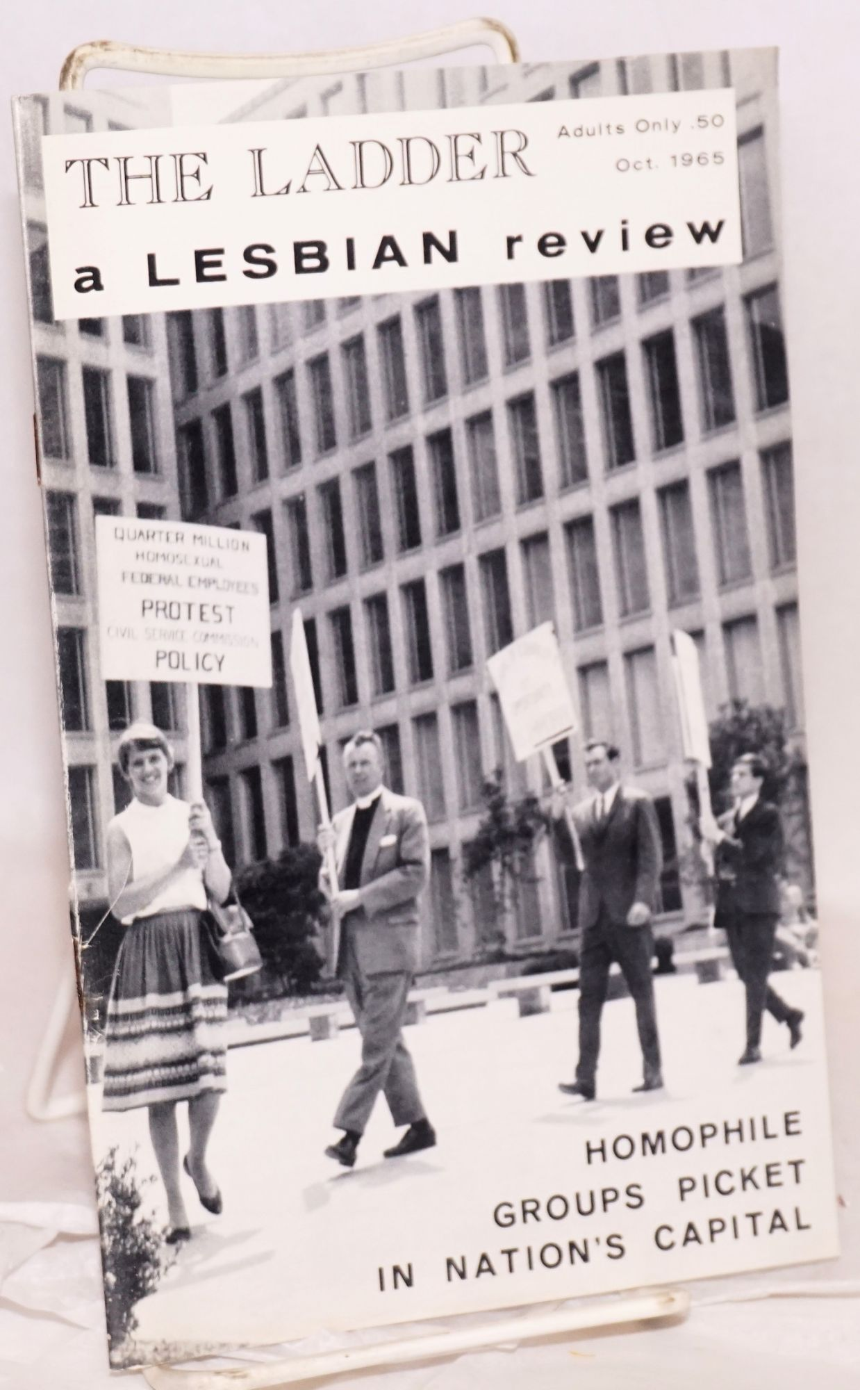 Queer Activism Before Stonewall: A short list