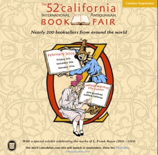 52nd Annual ABAA Book Fair