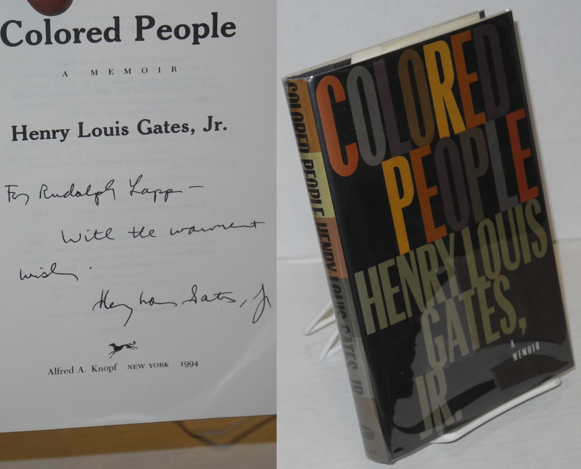 colored people henry louis gates