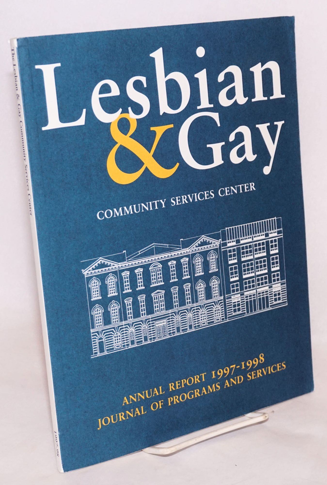 Gay community services center