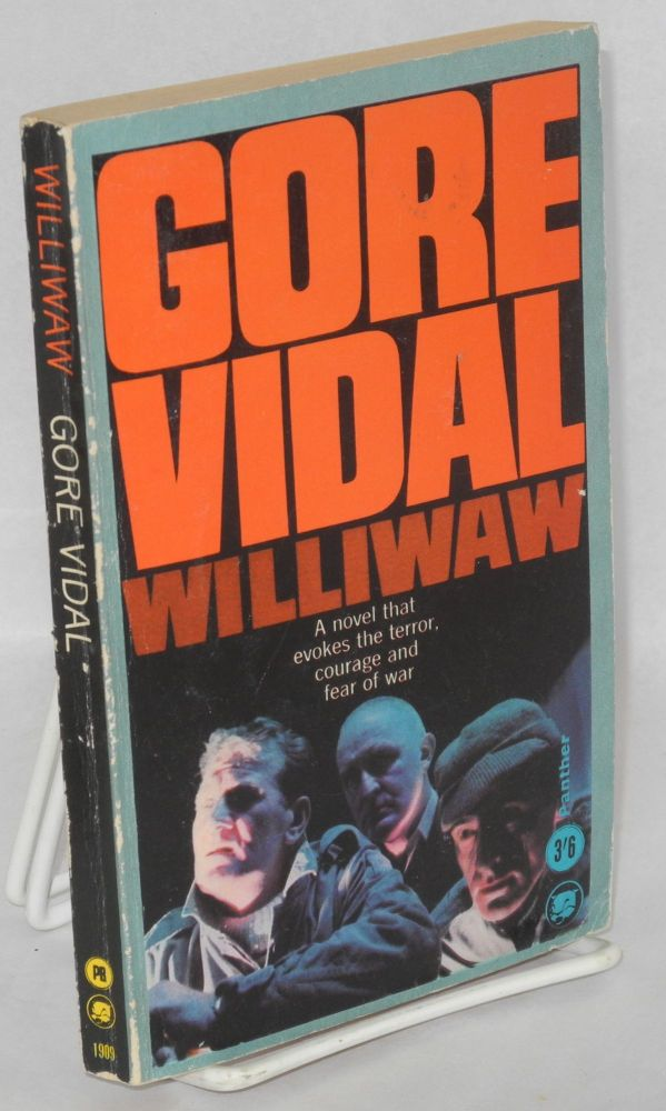 Williwaw; a novel. Gore Vidal.