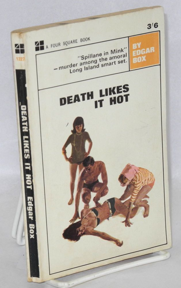Death likes it hot. Gore Vidal, , Edgar Box pseud.