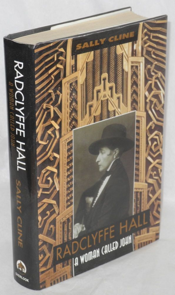 Radclyffe Hall; a woman called John. Sally Cline.