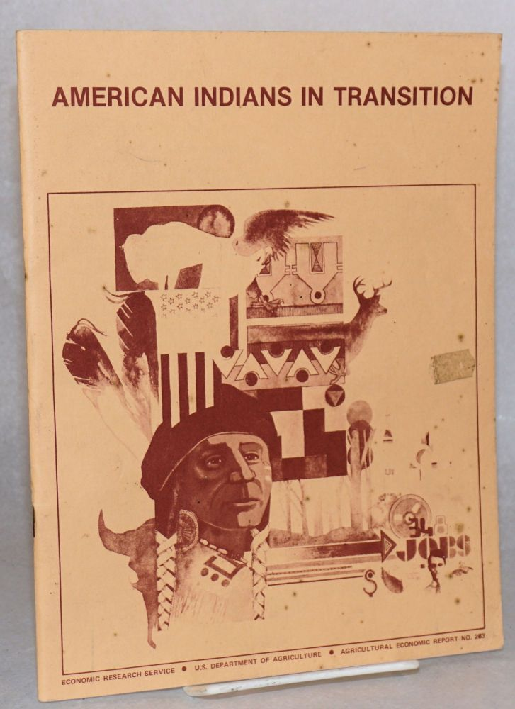 American Indians in transition. Helen W. Johnson.