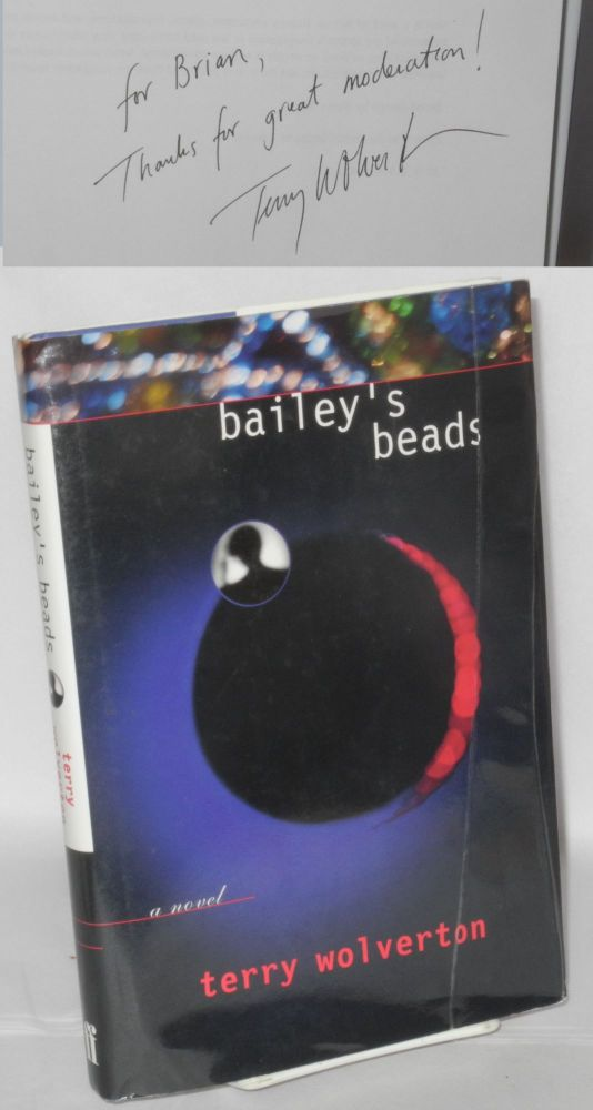 Bailey's beads; a novel. Terry Wolverton.