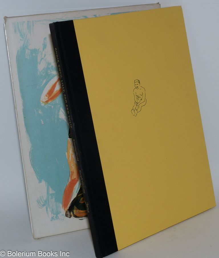 Annie, Gwen, Lilly, Pam and Tulip. Jamaica Kincaid, Eric Fischl.