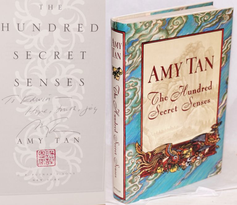 The Hundred secret senses. Amy Tan.