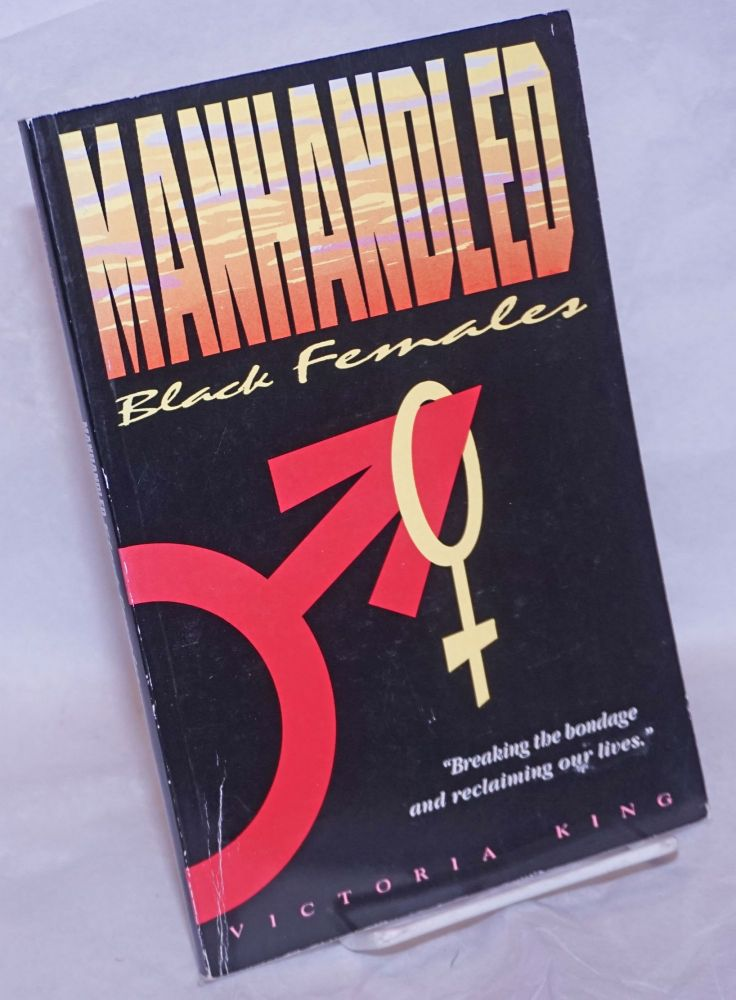 Manhandled black females. Victoria King.