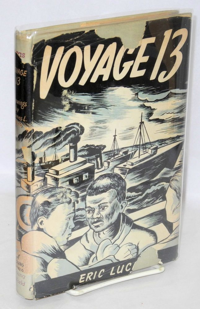 Voyage thirteen. [13] Illustrated by James L. Wells. Eric Lucas.