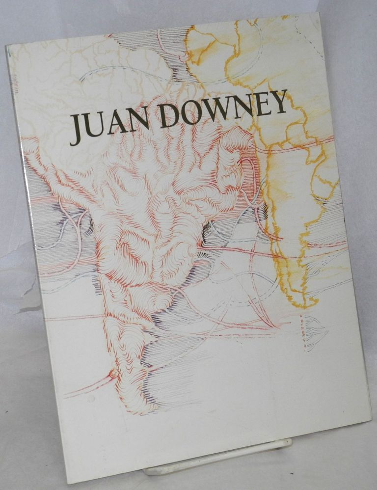 Of dream into study. Juan Downey.