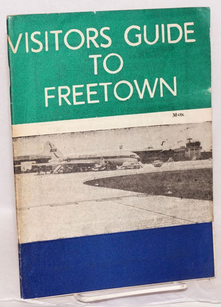 Visitors guide to Freetown
