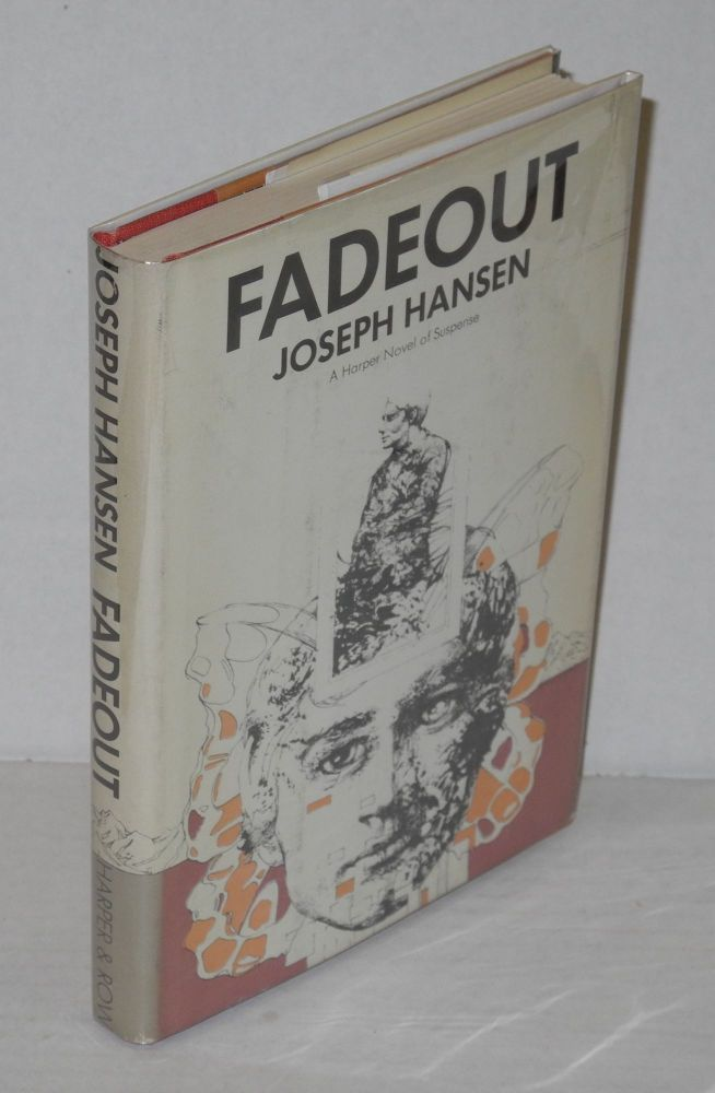Fadeout a Harper novel of suspense. Joseph Hansen.