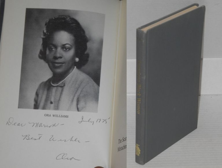 American black women in the arts and social sciences: a bibliographic survey. Ora Williams.