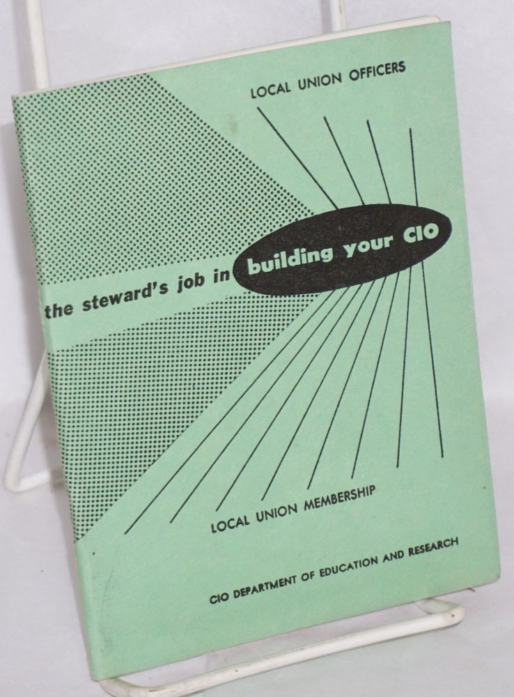 The steward's job in building your CIO