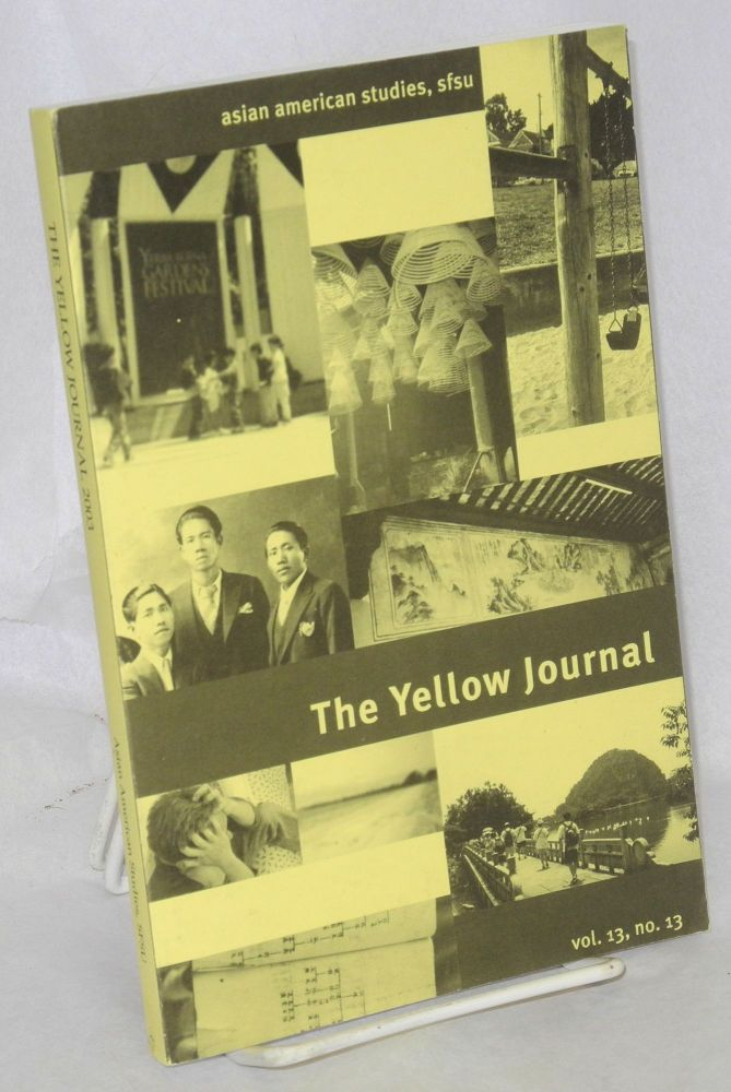 The Yellow journal; volume 13 number 13 Spring 2003