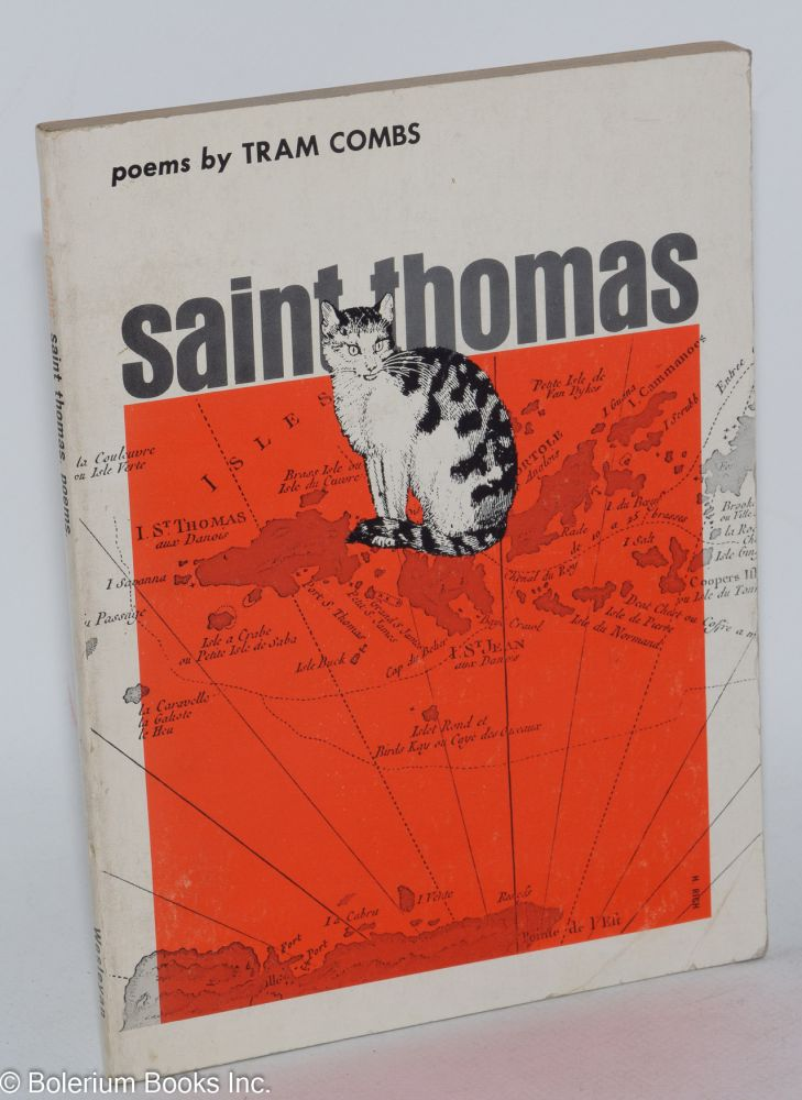 Saint Thomas. Poems. Tram Combs.
