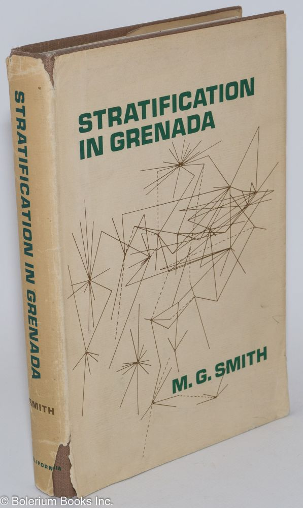 Stratification in Grenada. M. G. Smith.