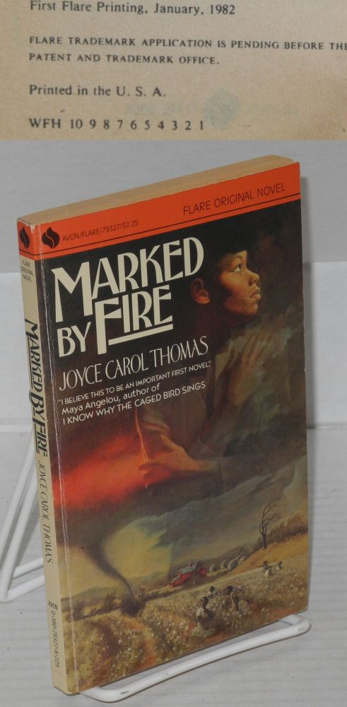 Marked by fire. Joyce Carol Thomas.