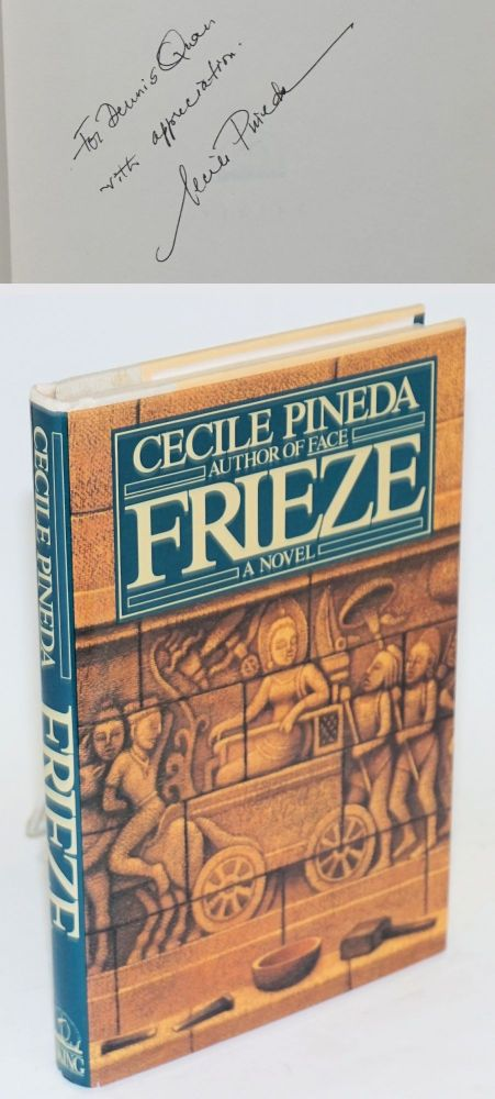 Frieze. Cecile Pineda.