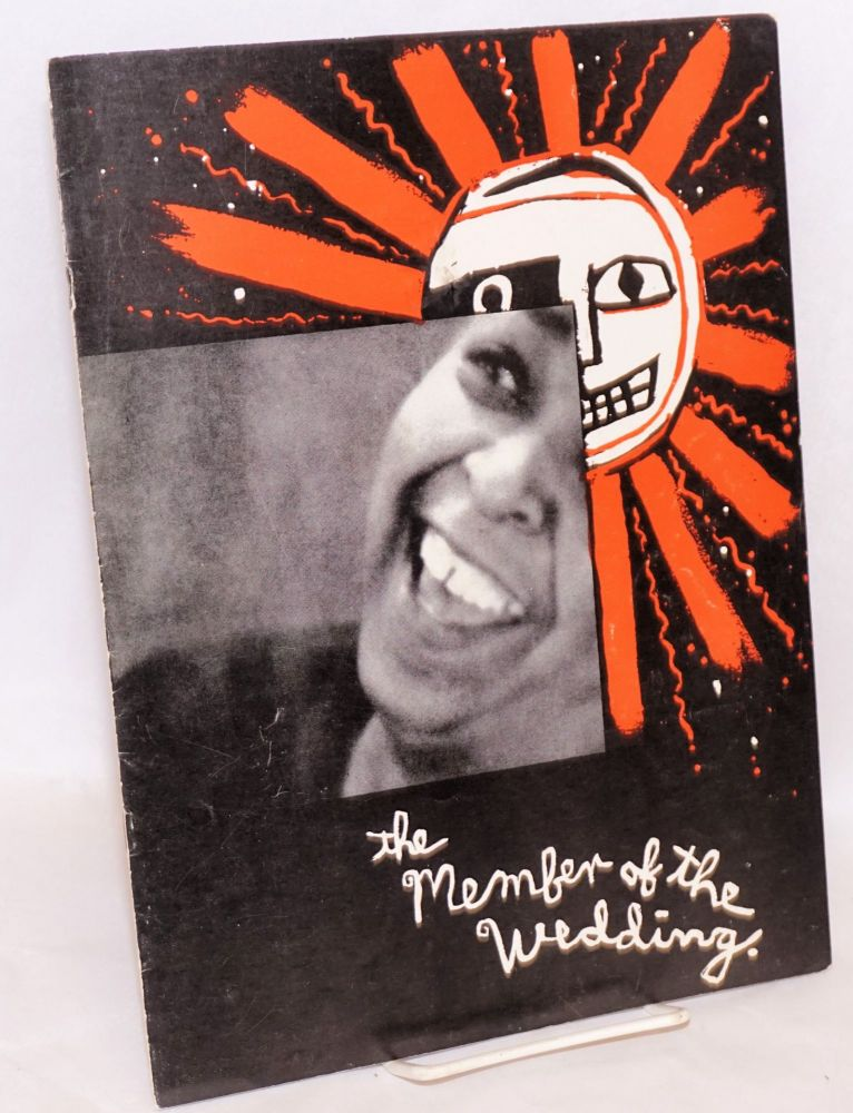 Robert Whitehead, Oliver Rea and Stanley Martineau present Ethel Waters in The member of the wedding by Carson McCullers. Ethel Waters.