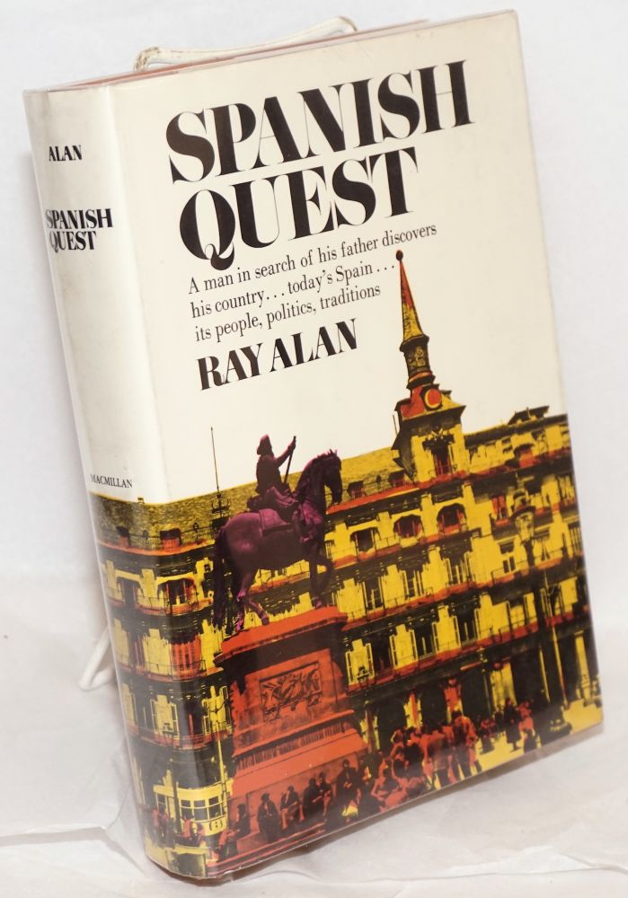 Spanish quest. Ray Alan.