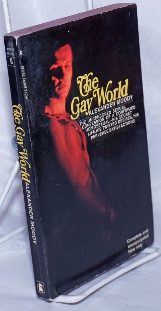 The gay world. Alexander Moody.