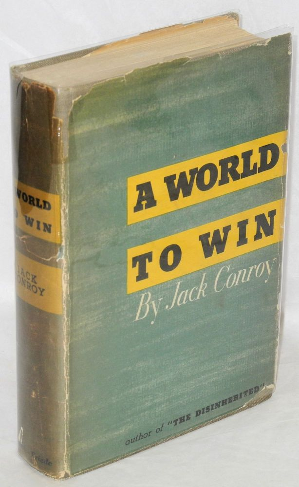 A world to win. Jack Conroy.