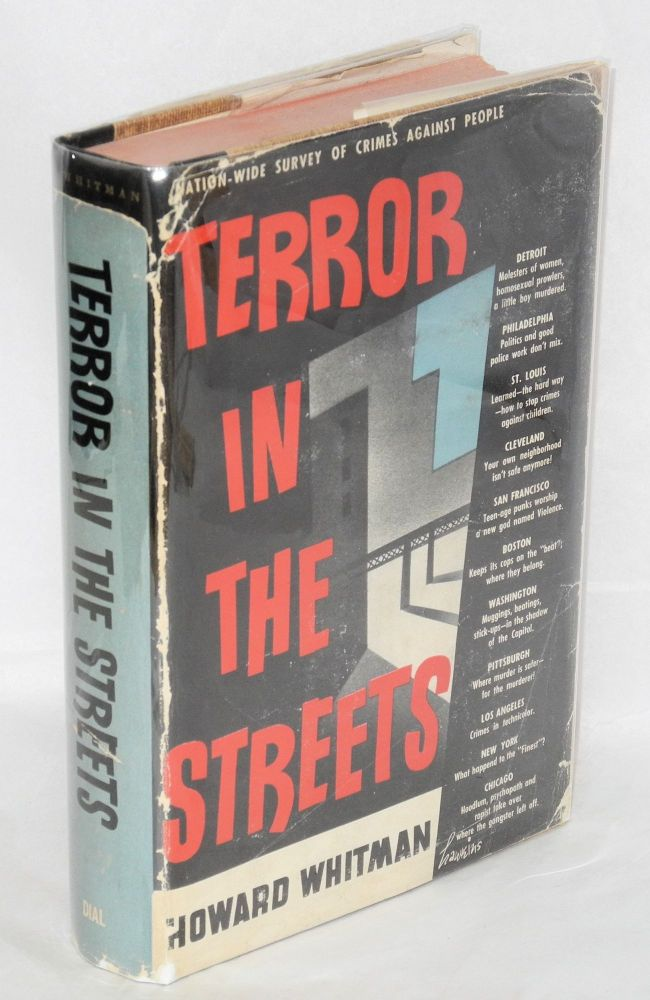 Terror in the streets. Howard Whitman.