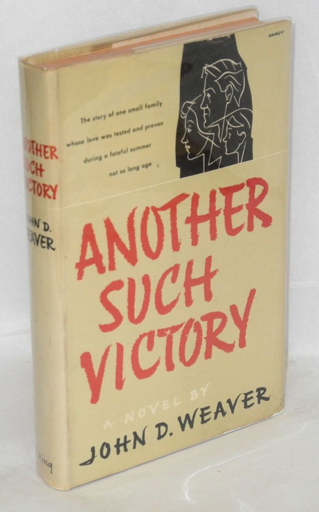 Another such victory. John D. Weaver.