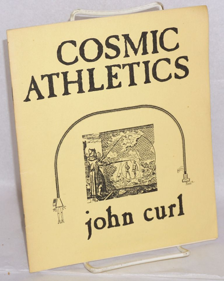 Cosmic athletics. John Curl.