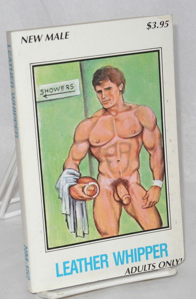 Leather whipper. Anonymous.