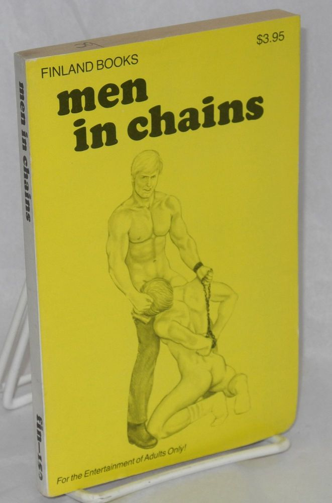 Men in chains. Anonymous.