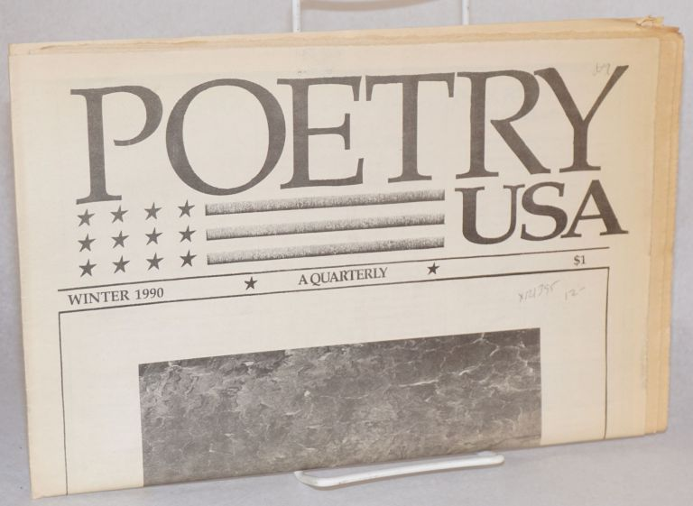 Poetry USA;; a quarterly; Winter 1990