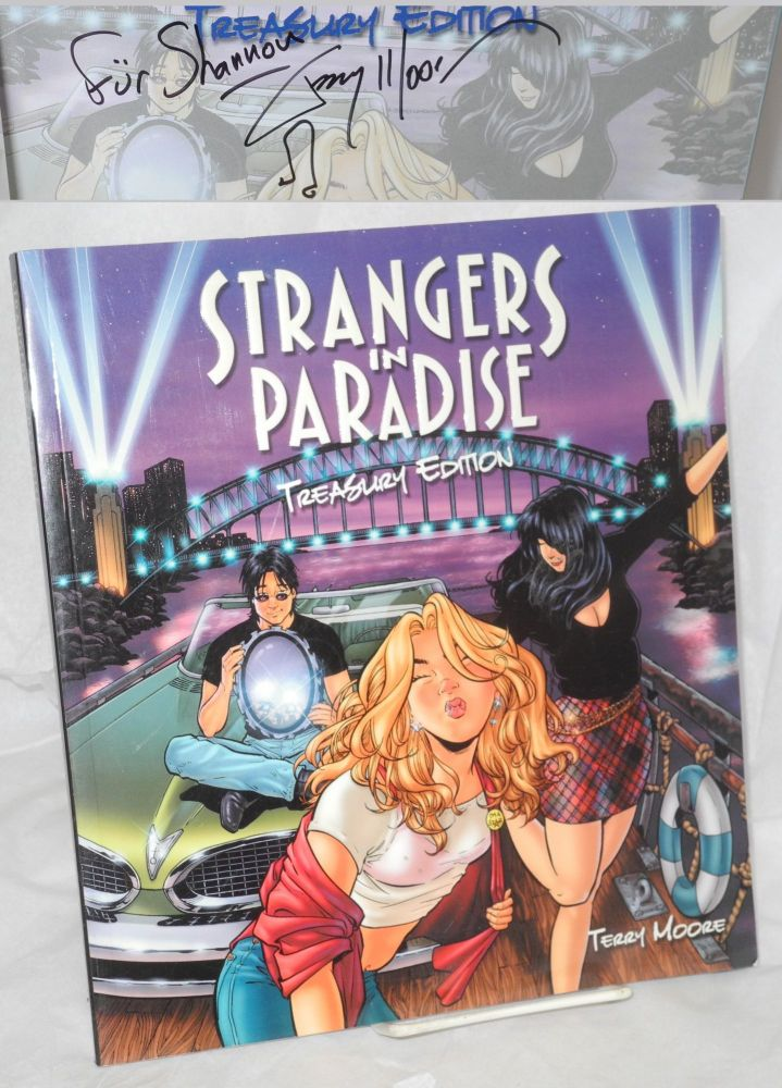 Strangers in paradise treasury edition. Terry Moore.