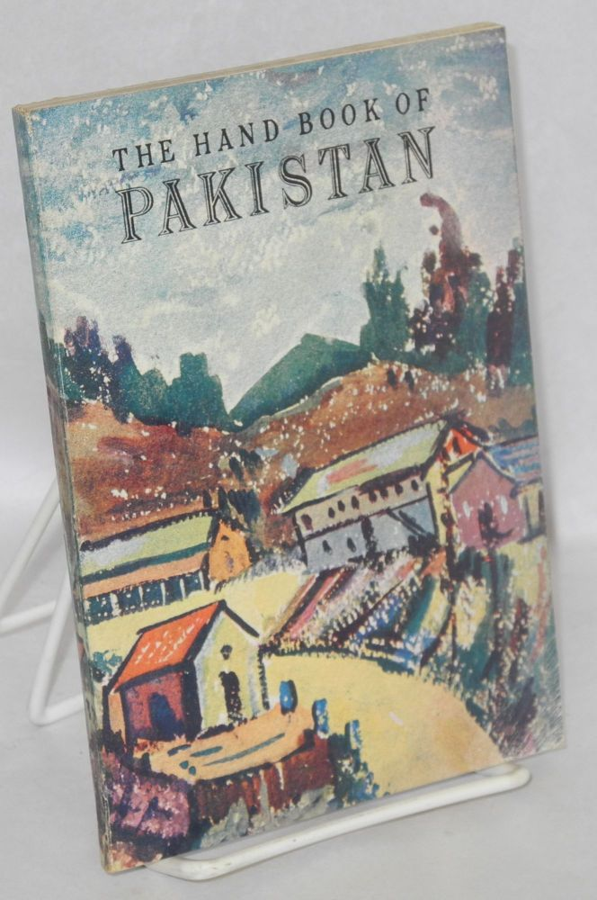 The hand book of Pakistan