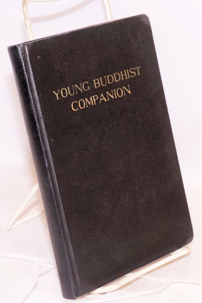 Young Buddhist companion. Buddhist Churches of America, Commission of Buddhist Research and Publication.