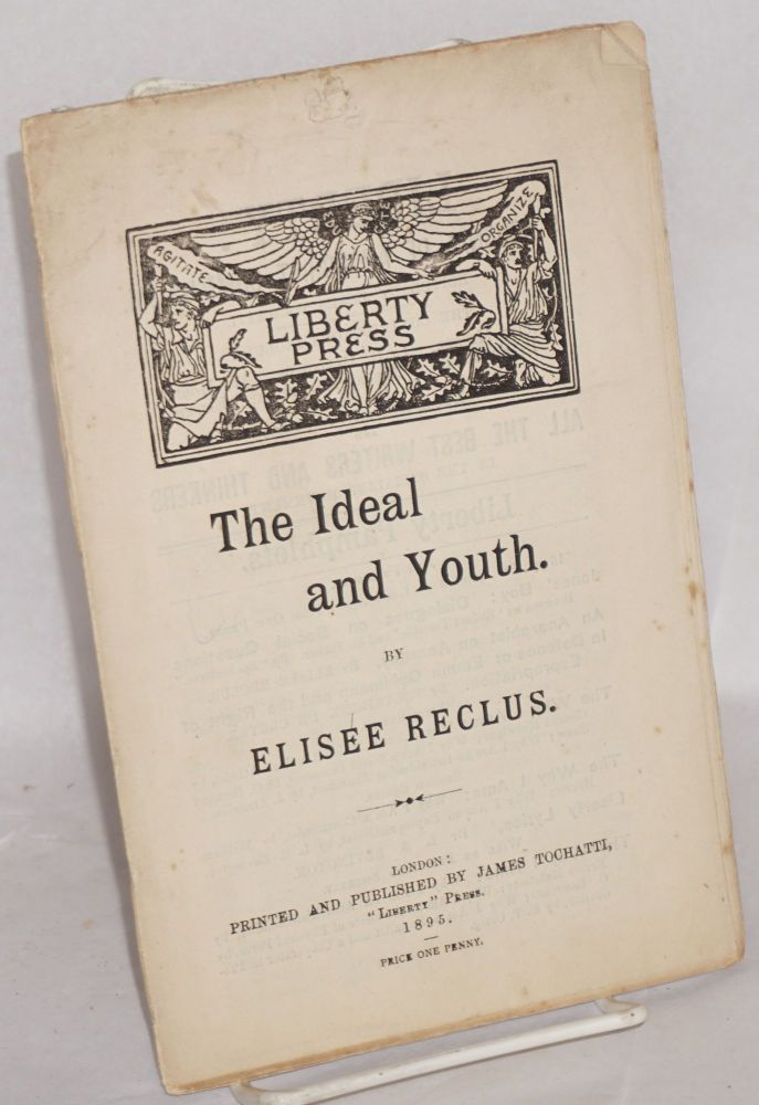 The ideal and youth. Elisée Reclus.