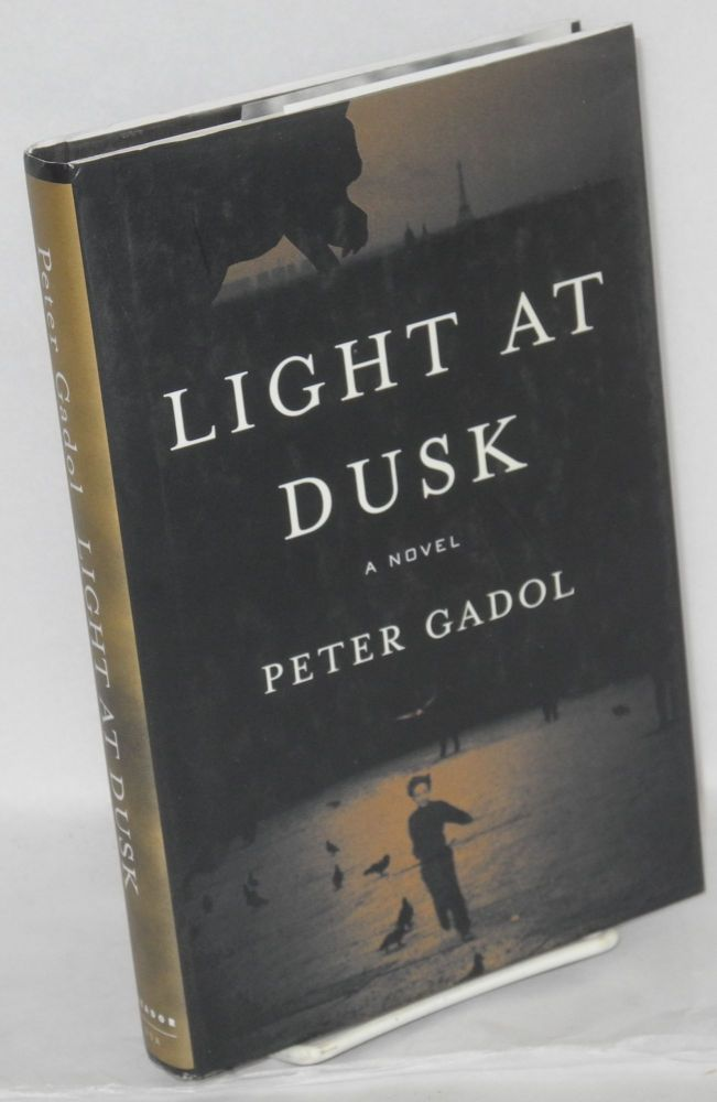 Light at dusk. Peter Gadol.