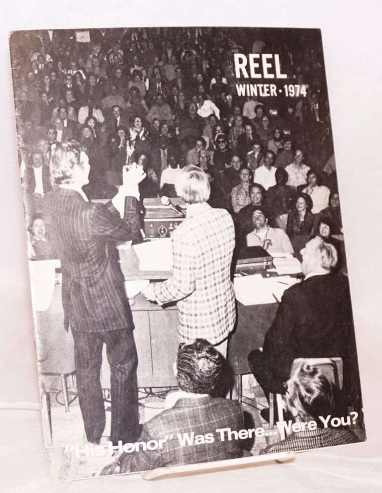 Reel;; Winter 1974; vol. 7 no. 1