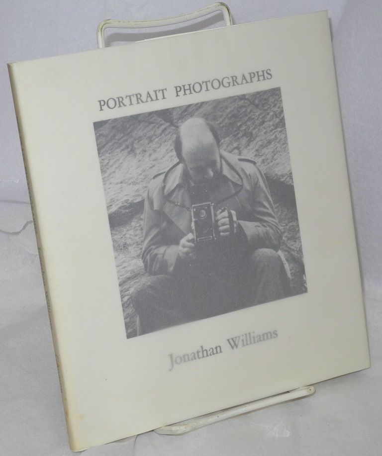 Portrait photographs. Jonathan Williams.
