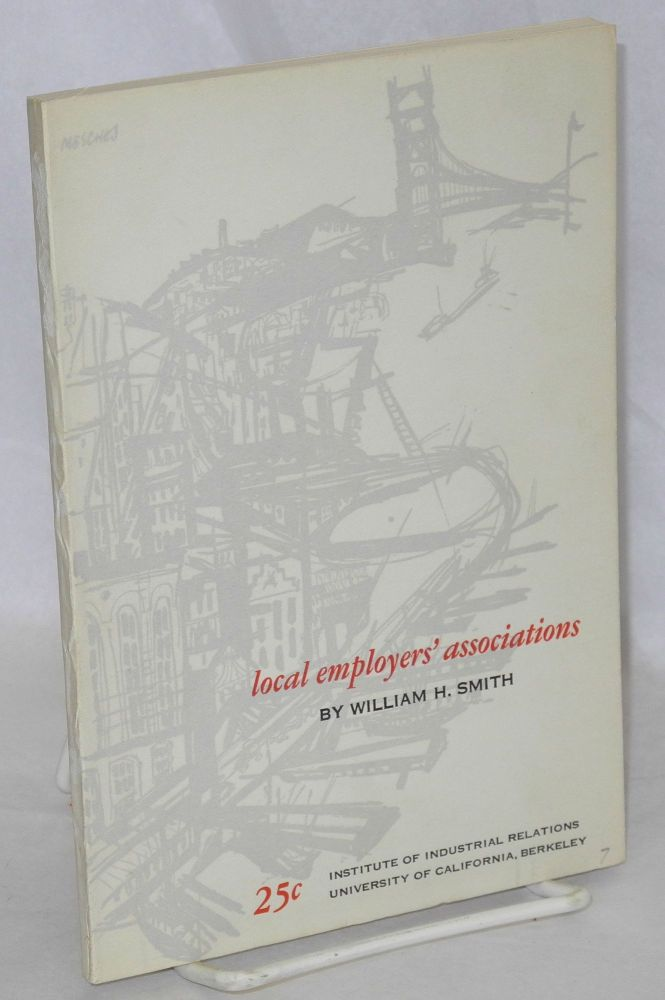 Local employers' associations. William H. Smith.