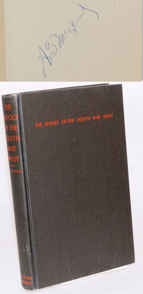 The Revolt of the South and West. A. G. Mezerik.