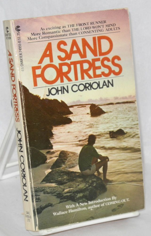 A sand fortress. William Coriolan, William Corington, Wallace Hamilton.