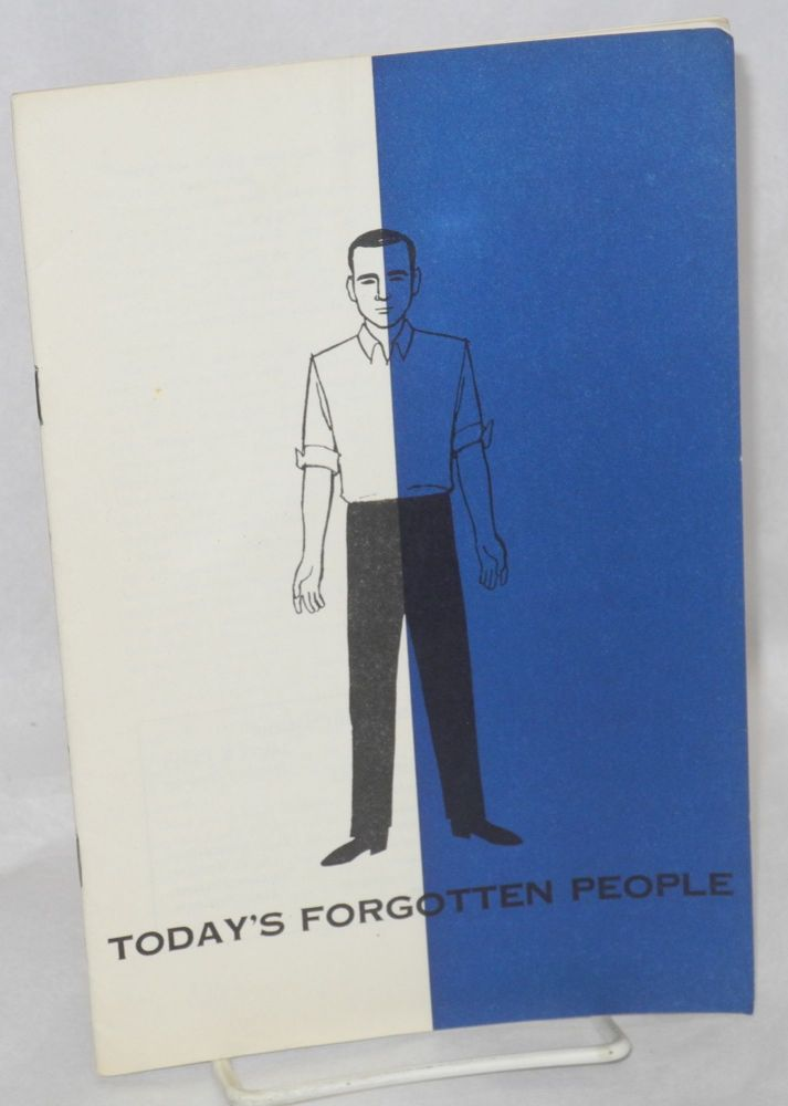 Today's forgotten people