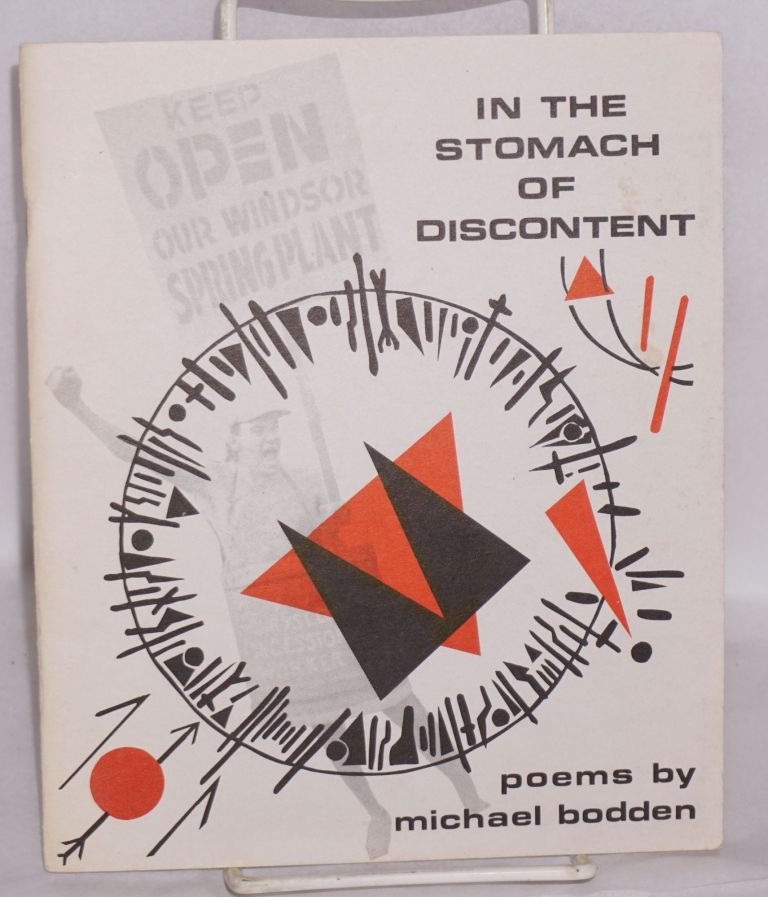 In the Stomach of Discontent. Michael Bodden.