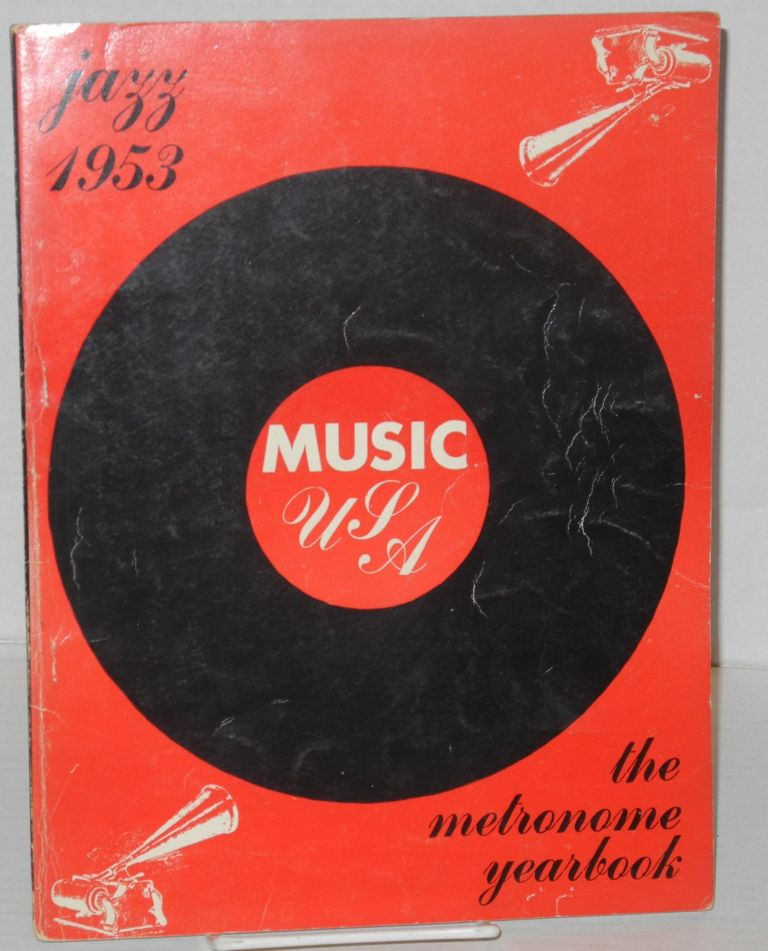 Jazz 1953; music USA, the Metronome yearbook. Barry Ulanov, George Simon.