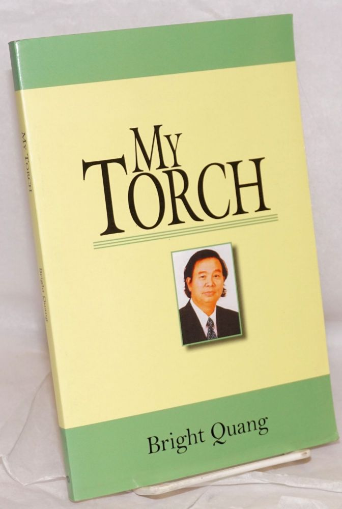My torch. Bright Quang.
