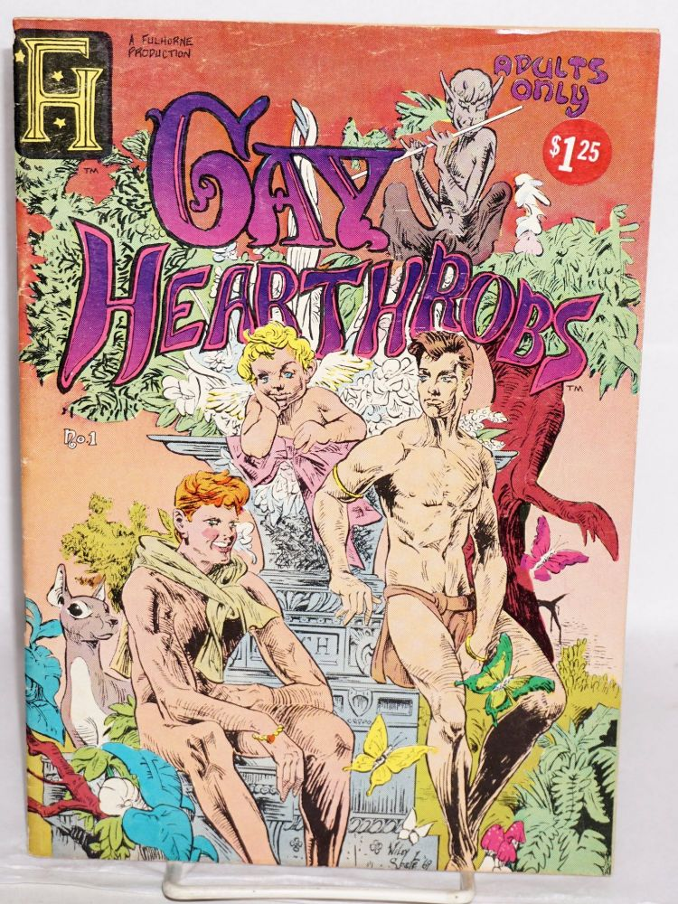 Gay hearthrobs #1. larry Fuller, , Bill Plimpton, Wiley Spade, Rick W. Borg.