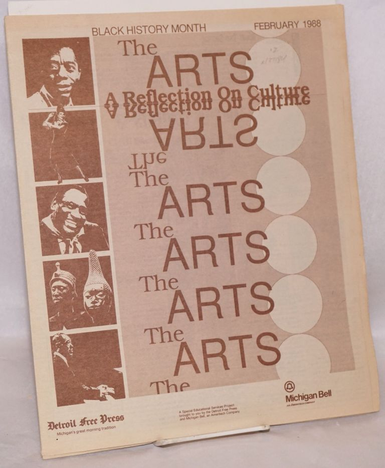 The arts; a reflection on culture, Black History Month, February 1988