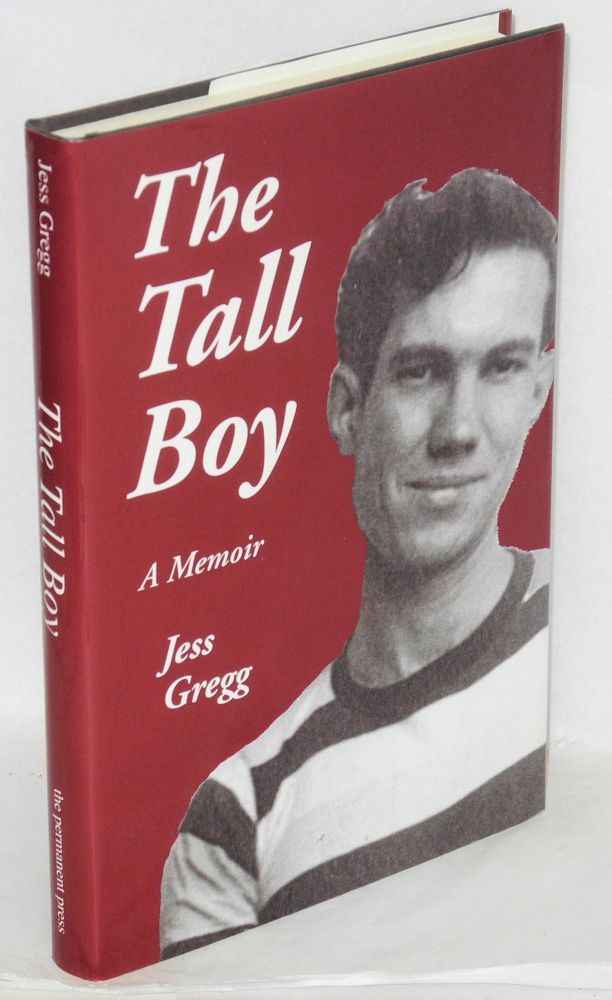 The tall boy. Jess Gregg.